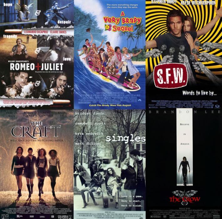 Tonal Recall: 90's soundtrack edition