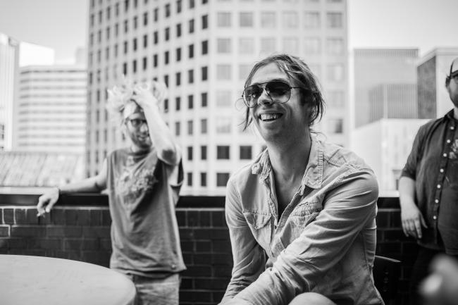 Drummer Josh Miller and vocalist Brenden Green have a hang with The Current on the Minnesota Public Radio terrace.