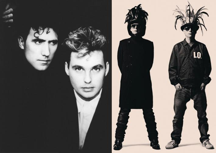 Orchestral Manoeuvres in the Dark verus Pet Shop Boys - Which synth song will you select?