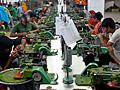 Bangladeshi garment factory
