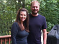 Courtney and Kyle Opdahl