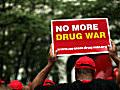 Drug War protest