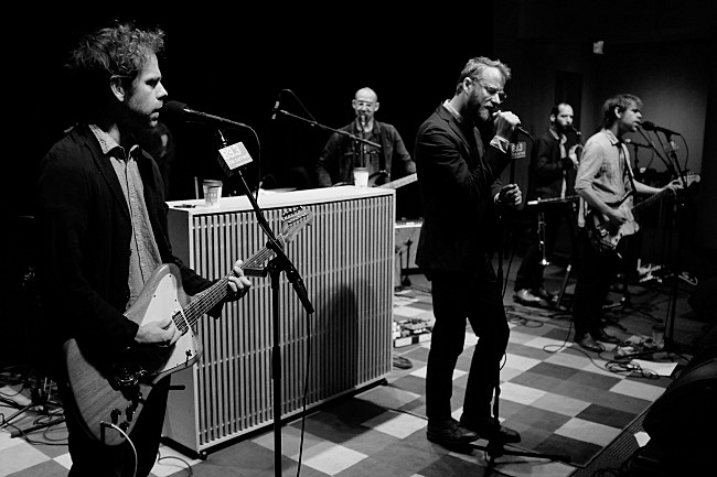 The National in Minnesota Public Radio's UBS Forum. August 6, 2013.