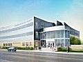 Artist's rendering of the new Washburn Center