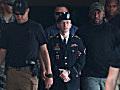 U.S. Army Pvt. 1st Class Bradley Manning