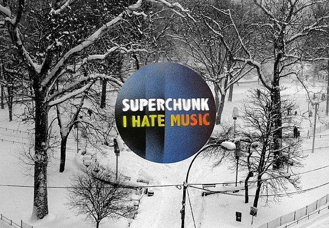 Superchunk's 'I Hate Music' is available August 20, 2013.