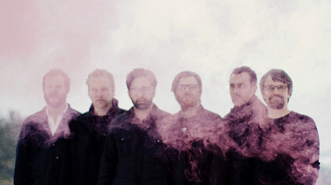 Volcano Choir's new album, Repave, comes out Sept. 3.