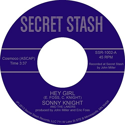 Sonny Knight and The Lakers - Hey Girl