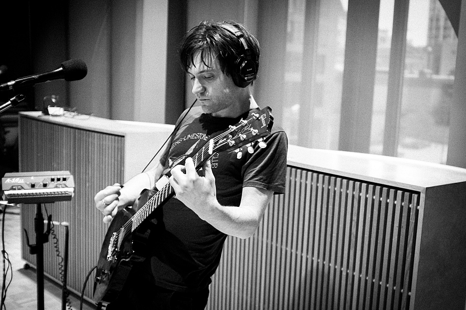 Conor Oberst of Desaparecidos performs in studio at The Current.