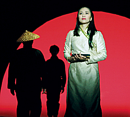 Meet Miss Saigon, Not the Box Office Kind