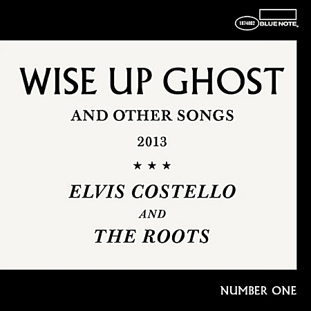 The Roots & Elvis Costello's <em>Wise Up Ghost</em> comes out Sept. 17.