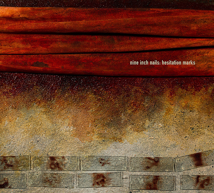 Nine Inch Nails' eighth studio album <em>Hesitation Marks</em> is out now on Columbia Records.