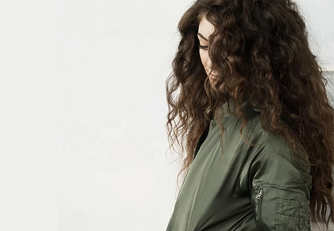 Lorde premieres the second single off her forthcoming record.