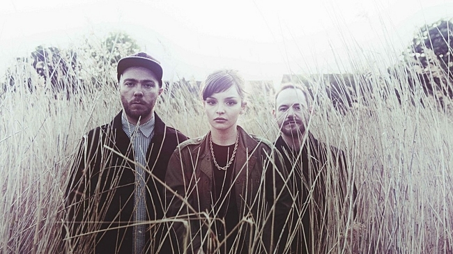 Chvrches' new album, 'The Bones of What You Believe,' comes out Sept. 24.