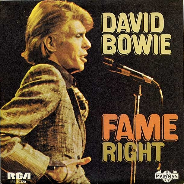 What Bowie covers do you want to hear for the 9:30 Coffee Break?