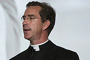 Fr. Peter Laird, vicar general