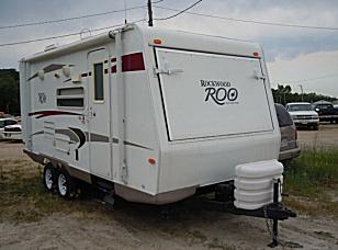 Wehmeyer's camper