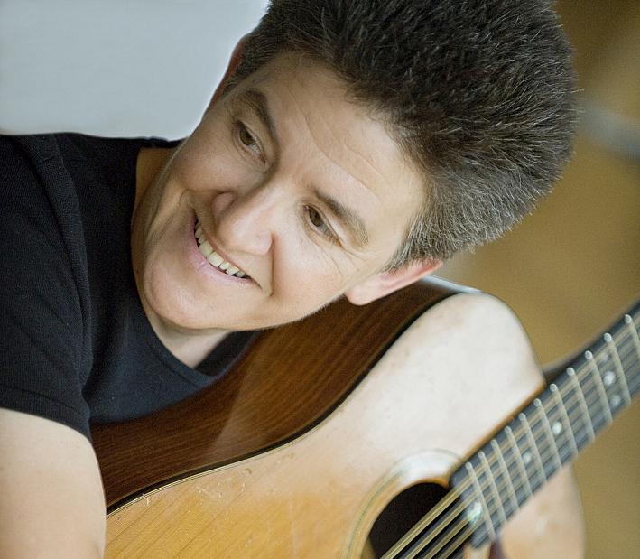 Singer-songwriter Ann Reed.