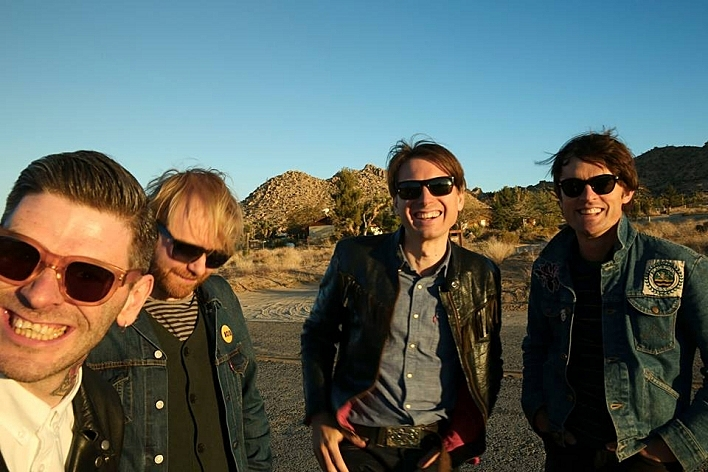 Franz Ferdinand snag the top spot on The Current's Chart Show for the second week in a row.