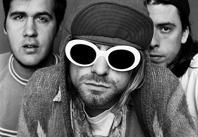 Nirvana's <em>In Utero</em>, produced by Steve Albini, turns 20 this month.