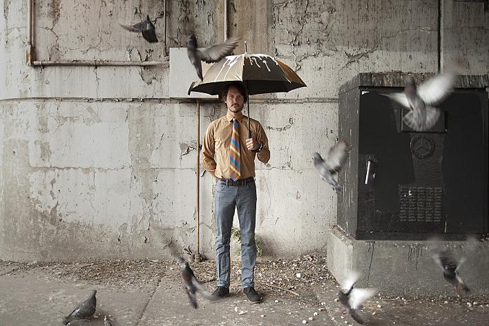 Tim Kasher's new album, <em>Adult Film</em>, comes out Oct. 1 on Saddle Creek Records.