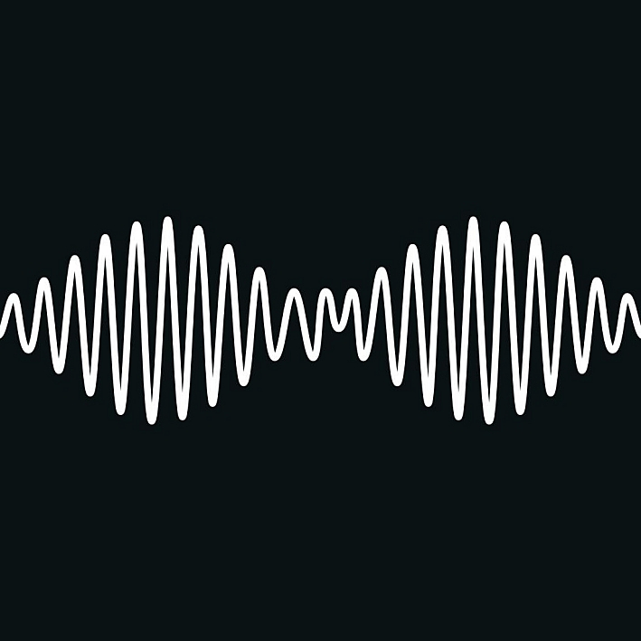 Cover art from Arctic Monkeys' album, 'AM'.