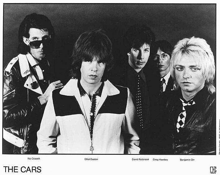 The Cars, circa 1979