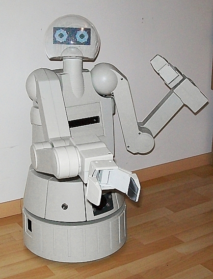 What songs about robots should we play for the 9:30 Coffee Break?