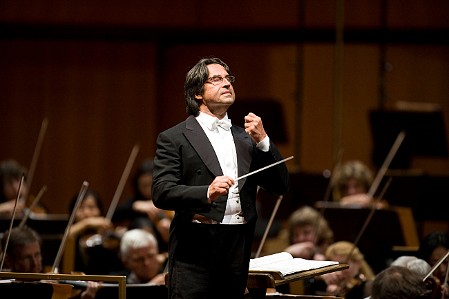 Ricardo Muti and the Chicago Symphony Orchestra and Chorus
