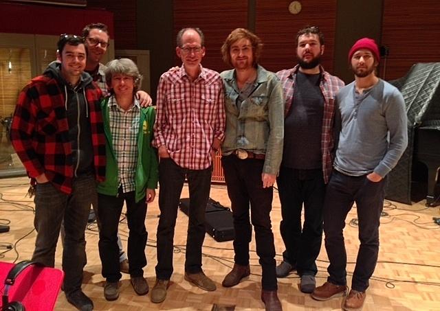 Farewell Milwaukee in the studio with Radio Heartland's Mike Pengra