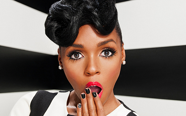 Janelle Monae's new record, <em>The Electric Lady</em>, is out now via Wondaland Arts Society.