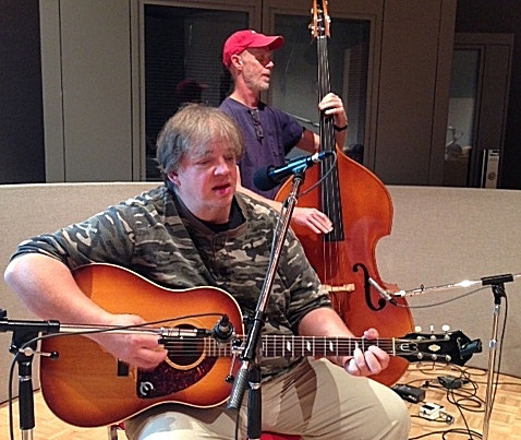 Dan Gaarder and Eric Paulson of the Roe Family Singers