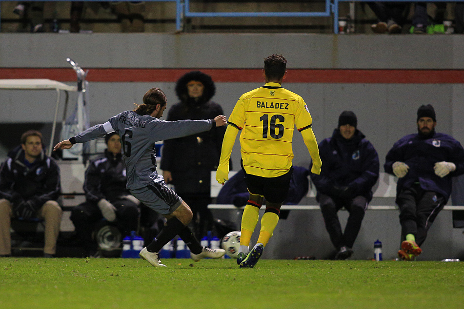 Minnesota United FC defender Kevin Friedland in action against Fort Lauderdale on Saturday, Oct. 26, 2013.