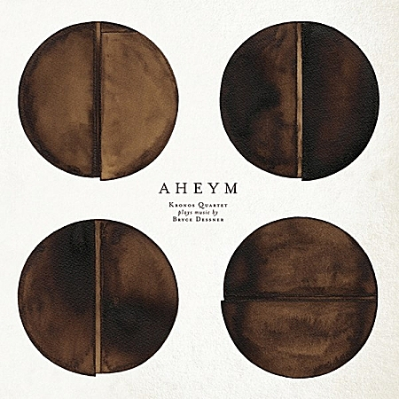 Kronos Quartet's new album, <em>Aheym</em>, comes out Nov. 5. All the music on this album was composed by Bryce Dessner of the rock group The National.