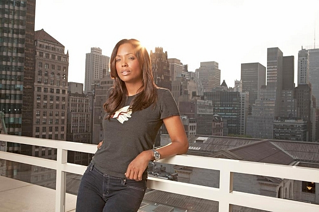 The magnificently talented Aisha Tyler, who will perform at Wits on Friday, November, 1, 2013.