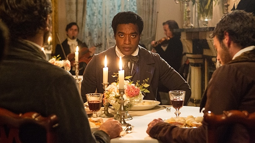 Chiwetel Ejiofor stars in '12 Years a Slave'.
