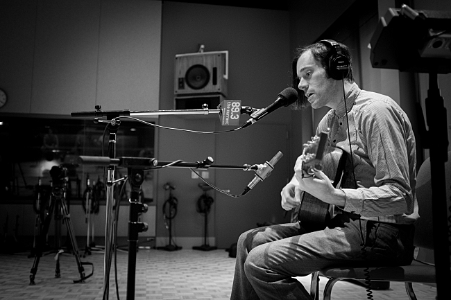 "Kevin Barnes performs of Montreal's ""Fugitive Air"" live in The Current studios."