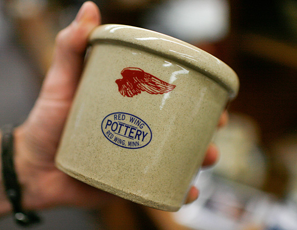 Red Wing Pottery plans to close by year\'s end | Minnesota Publiczinc town