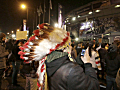 American Indians and supporters