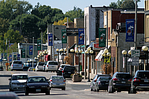 Downtown New Prague