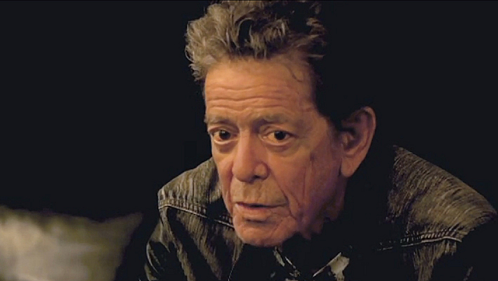 Lou Reed's final interview