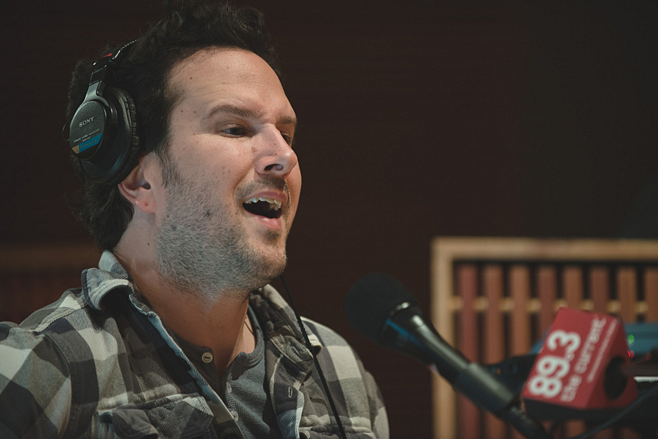 Mason Jennings performs live in The Current's studio.