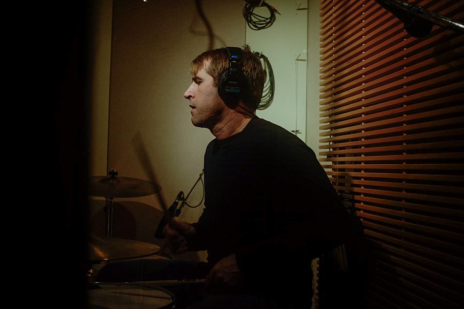 Sebadoh's drummer Bob D'Amico