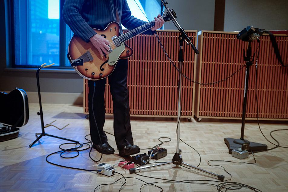 Sebadoh perform live in The Current's studio.