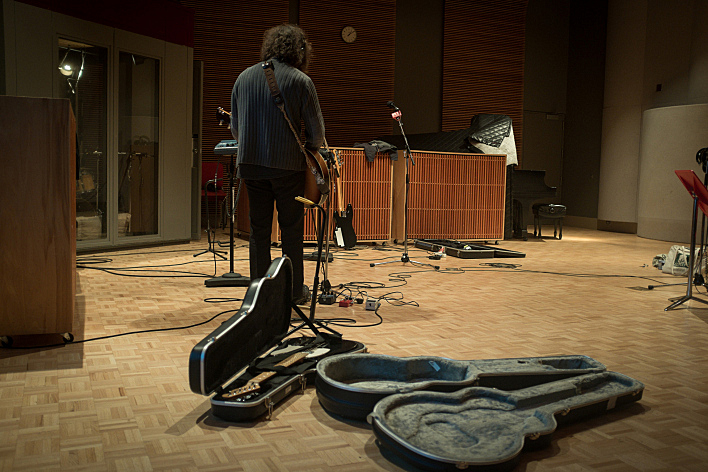 Sebadoh perform live in The Current's studio.