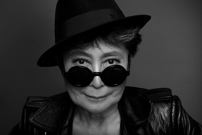 Yoko Ono, who turned 80 this year, recently spoke on the phone with Mark Wheat.