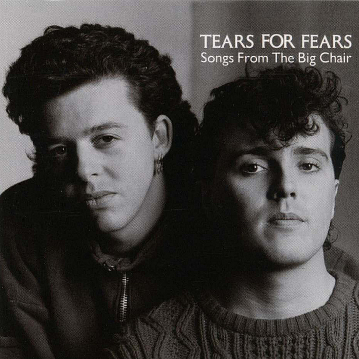 'Songs from the Big Chair,' Tears for Fears' 1985 breakout album.