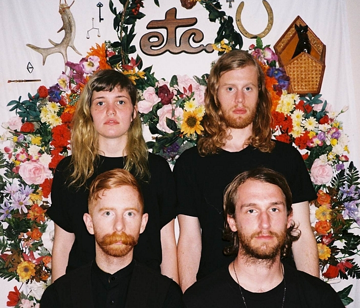 Columbus quartet Saintseneca will release their new album on Anti- Records next spring.