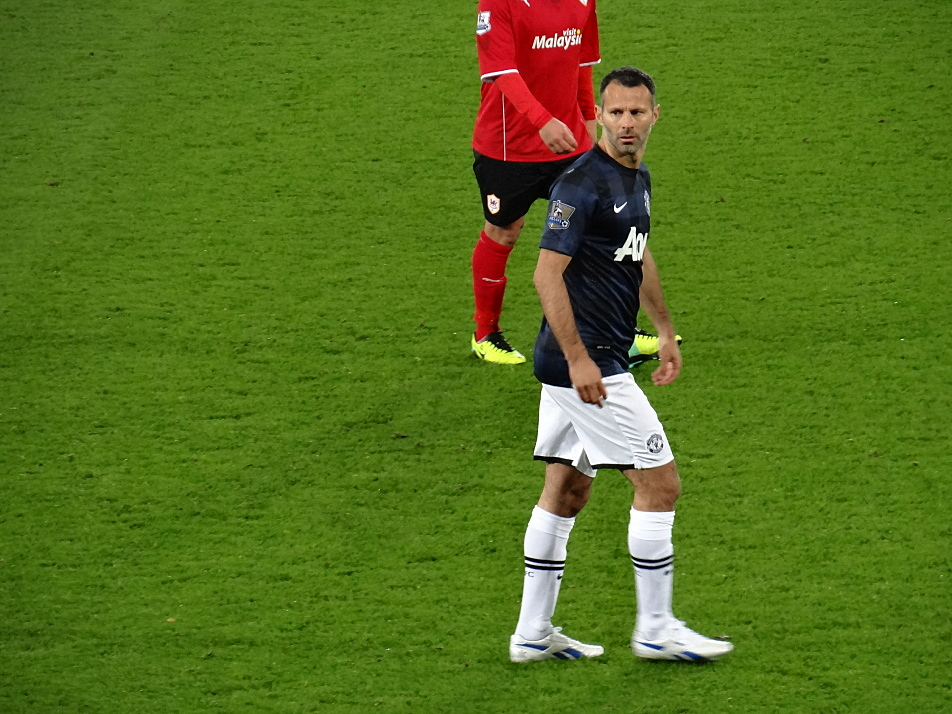 Ryan Giggs is among a number of players using yoga to improve his match fitness.