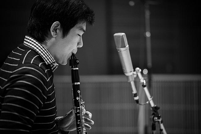 Clarinetist Sang Yoon Kim